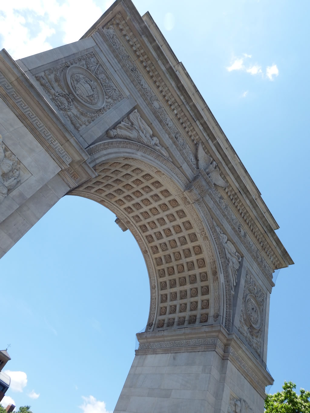 The Arch Washington Square