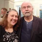 Tom Paxton with Karen Kosko